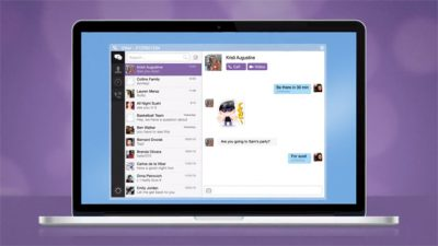Restoring Viber messages from one PC to another