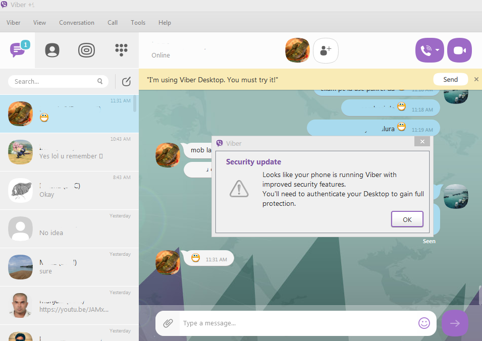 viber-desktop-after-update | GeekLK