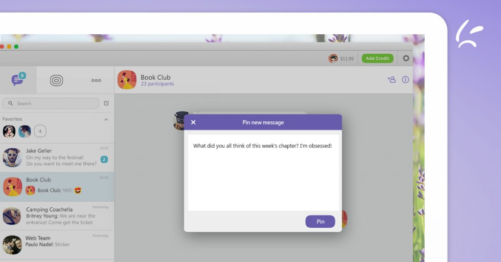 Viber Desktop – Latest update and features | GeekLK